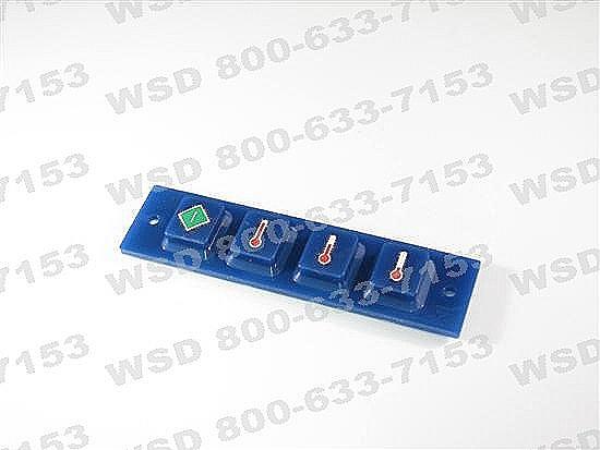 9035 060 003 Pushbutton Start Dexter Laundry Parts