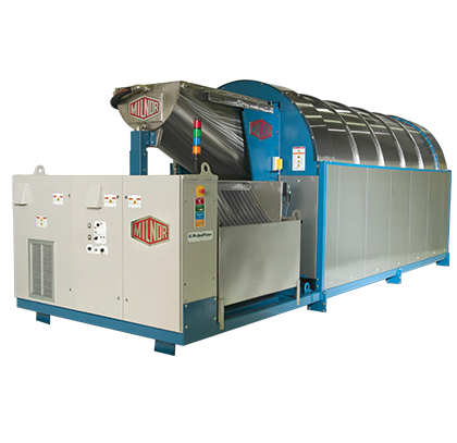 Milnor Commercial Industrial Laundry Equipment Western