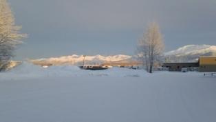 Joint Base Elmendorf Ft Richardson Alaska Western