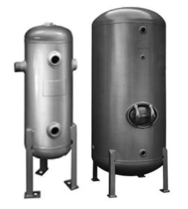 ASME Hot Water Storage Tank | Western State Design