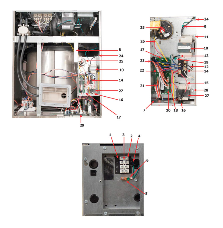 [DIAGRAM_38EU]  Dexter T-300 Vended Washer - Electrical Components | Dexter T300 Washer Wiring Diagram |  | Western State Design