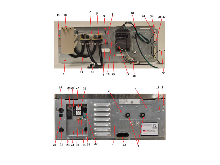 [SCHEMATICS_48YU]  Dexter T-300 Vended Washer - Water Inlet and Rear Channel | Dexter T300 Washer Wiring Diagram |  | Western State Design