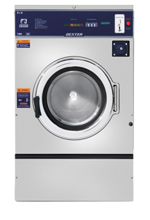 Dexter T 400 Coin Op Washing Machine 30 Lb Weight Capacity
